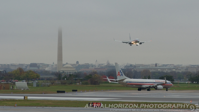 DCA Landing - Monument Obscured